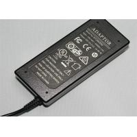 100 - 240v UL FCC 60W Wall Mount AC DC Power Adapters 24V 2.5A Power Supply Manufactures