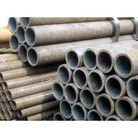 Buy cheap ISO BV SGS SCH40 Hot Rolled Seamless Black carbon Steel Pipe Tubing , Varnish from wholesalers