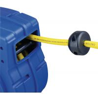 Swivel Mounting Bracket Goodyear Retractable Air Hose Reel With Plastic Housing Manufactures