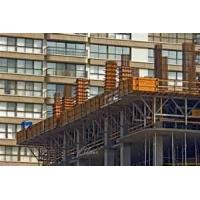 building plastic formwork system / concrete wall form / scaffolding shearing wall formwork Manufactures
