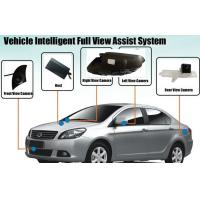 Car AVM system , Car Backup Camera Systems For Toyota Highlander , HD Camera, Bird View Parking System Manufactures