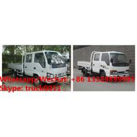 2019s new ISUZU brand double cabs 2tons-3tons dump tipper truck for sale, Factory sale good price Japan isuzu Tipper Manufactures