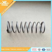 Factory price for Gr2 And Gr5 Titanium Spring Manufactures