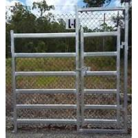 Hot-dipped Galvanized Welded Livestovk Fence Panels Manufactures