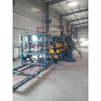 China 1250mm Width Simple Sandwich Panel Machinery 28Kw 380V / 3P / 50HZ on sale