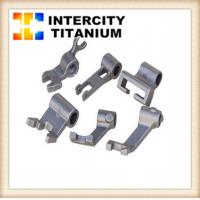 China China Titanium casting foundry from baoji  factory on sale