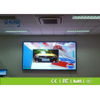 High Resolution P2 HD LED Display Full Color LED Video Display Board  For Conference Manufactures