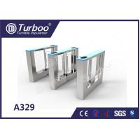 China Stainless Steel Swing Gate Access Control Systems With RFID Card Reader on sale