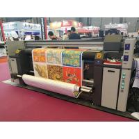 China polyester printing machine sublimation flag printer machine 2M on sale