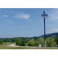 Energy Saving Solar And Wind Powered Street Lights Zero Carbon Emissions Manufactures