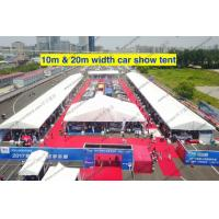 Transparent Cover Outdoor Exhibition Tents Manufactures