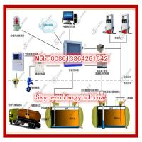 Float type diesel fuel storage tank level controller for fueling station underground tanks Manufactures