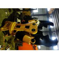 Cat Pillar 330 Hydraulic Shears For Excavator 80mm Thick Hardox450 2200 Kg Manufactures