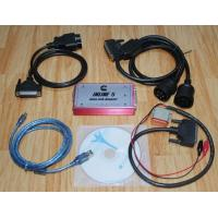 USB Heavy Duty Truck Diagnostic Tool Scanner , Cummins Inline 5 Data Link Adapter Manufactures