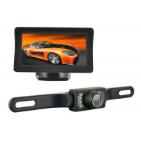China 4.3 High Definition Rear View Camera For Car , Digital Reversing Camera on sale