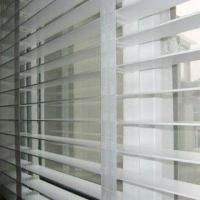 Quality Bamboo Blinds, Eco-friendly Office Curtain, with 35/5.0mm Slat in Various Colors  for sale