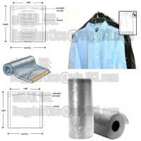 Poly Cover, Garment covers, laundry bag, garment cover film, films on roll, laundry sacks Manufactures