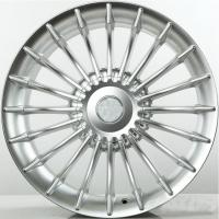 1-Piece Forged Wheels  20inch Hyper Silver Customized  20inch Forged Alloy Wheel Rims Manufactures