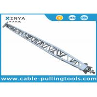50-100 KN Aluminum Alloy Electrical Gin Pole Manufactures