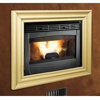 China Multi Purpose Insert Wood Pellet Boiler Stove Comfortable Radiate Connection on sale