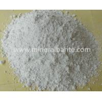 China High BaSO4 Average Particle Size 0.6μm Barium Sulfate Precipitate For Paint on sale