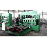 China JQ25--100T Full Automatic Expanded Metal Mesh Machine For Highway / Construction for sale