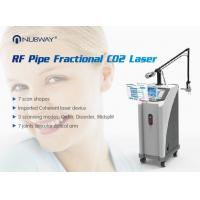 best selling acne scar removal / Gynecology treatment 10600nm wavelength USA joints laser CO2 fractoinal laser machine Manufactures