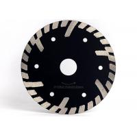 Wet Dry Cut Segmented Diamond Blade 5 Inch Smooth Cutting Without Chipping Manufactures