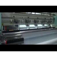 China Shuttle High Speed Quilting Machine , Multi Needle Quilting Machine Easy Loading Fabric on sale