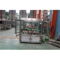 Drink CSD Water Filling Capping And Labeling Package Machine Semi Automatic Manufactures
