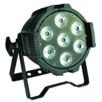 Waterproof 10W LED Par Can Lights , High Brightness Rgbw Led Stage Light Manufactures