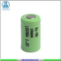 Hottest selling Ni-MH Rechargeable battery size 18AAA180mAh 1.2V Manufactures