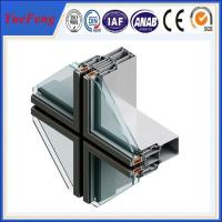 Hot! OEM curtain wall price FOB/CIF, zhonglian building curtain walls & accessories Manufactures