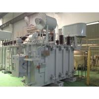 Oil Immersed On Load Power Distribution Transformers 38.5KV 5MVA , 3 Phase Manufactures