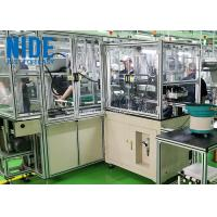 Customized Fully Auto Electric Motor Armature Rotor Production Line With High Efficiency Manufactures