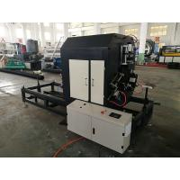 HDPE Double Wall Corrugated Pipe Machinery , Corrugated Pipe Extrusion Line SBG-250 Manufactures