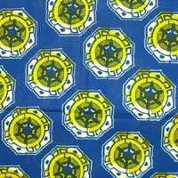 angle wax printed 100% cotton african apparel fabric factory Manufactures