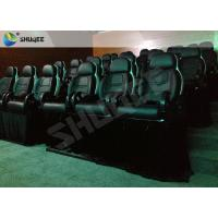 Professional 5d Cinema Equipment Luxury Motion Simulator Chair 5D Ride Cinema Manufactures