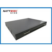 High Reliability 8 PON Ports 10G GPON OLT , Triple - Play FTTH GPON OLT Manufactures