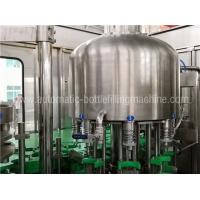 China Commercial Pulp Juice Making Machine , Pineapple Glass Bottling Plant Equipment on sale