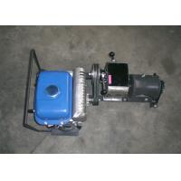 1 Ton Yamaha Engine Powered Capstan Winch for cable pulling and hoisting Manufactures