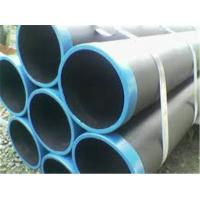 Black ERW Welded Carbon Steel Pipe Manufactures