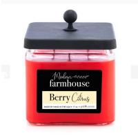 Glass Candle Jar Natural Aromatherapy Candles Home Scents Candles With Square Wooden Lid Manufactures
