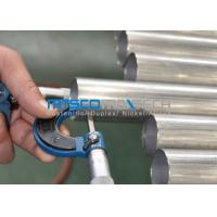 China ASTM A312 Stainless Steel Welded Tube Pickling Surface TP316L / 1.4404 on sale