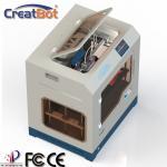 PEEK CreatBot 3D Printer 110V / 220V Voltage With Automatic Leveling Platform