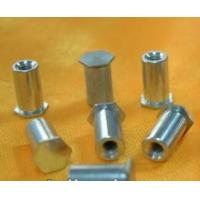 3x10 Size Head Insert Rivet Nut M6 Tolerance Polish Surface For Machinery Industry