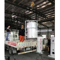 China Vertical Waste Oil Burner Fired Hot Water Boiler High Performance Easy Installation on sale