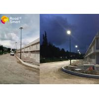 30 Watt Solar Powered Led Pole Lights , Solar Panel Led Lighting System IP65 Manufactures