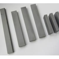 STB Rectangular Tungsten Carbide Strips For Rotary And Form Tools Good Strength Manufactures