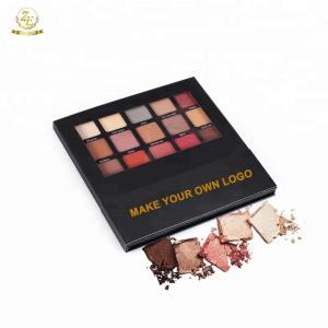 China Wholesale make up shining eye shadow single palette on sale